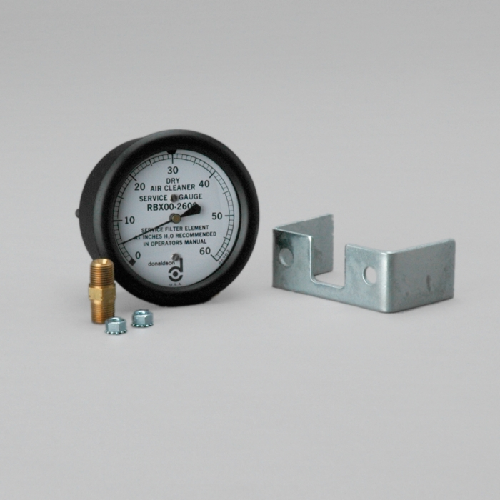 Donaldson X002700 RB SERVICE GAUGE 60 IN